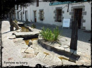 fontaine bourg